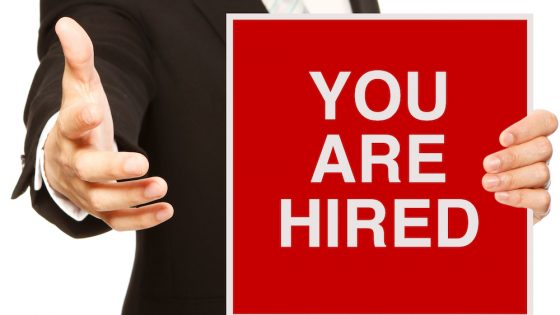 Research by Robert Half shows it takes an average 7 weeks to hire a new candidate in financial services