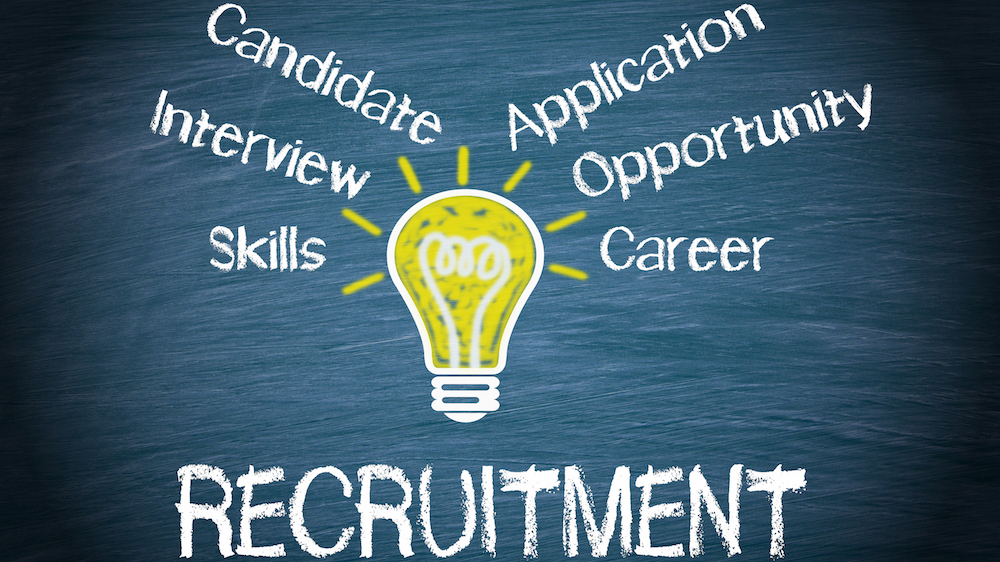 HR directors spend a month on recruitment every year