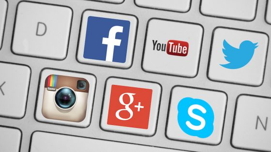 Research shows employees are using social media at work for professional purposes
