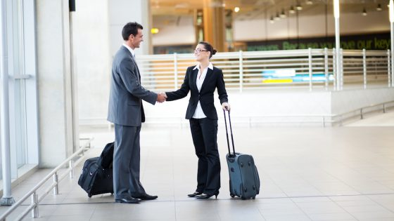 Business travellers say they wouldn't be able to do their jobs as well if they didn't travel