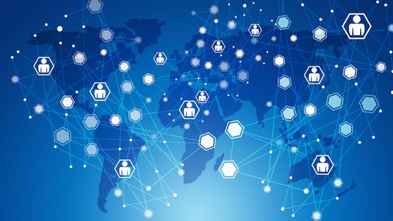 Tips for networking on a global scale