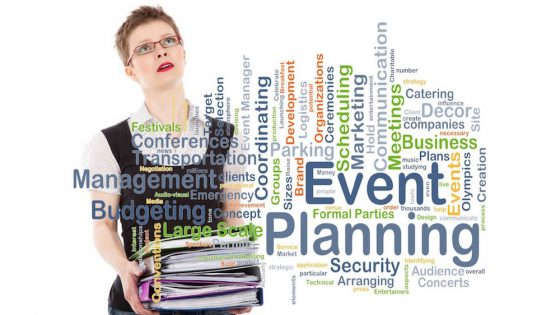 Top tips from Apex for stress-free events