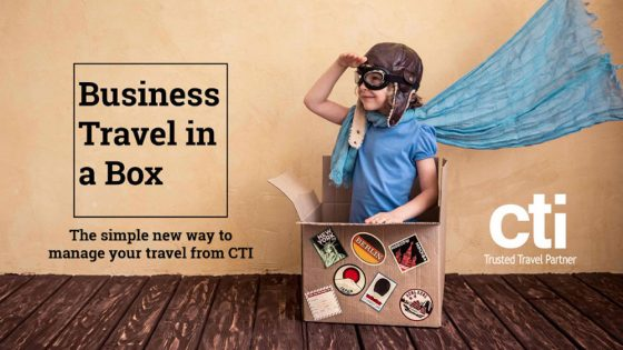 Business Travel in a Box from CTI