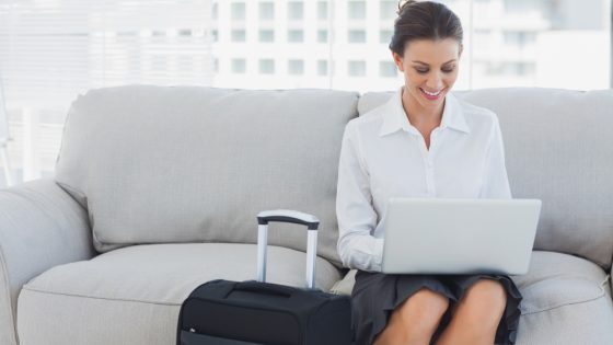 How to stay productive while you're travelling