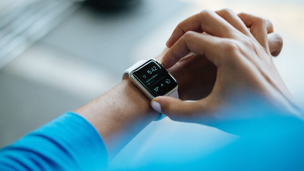 Nearly half of employees would like to see wearable technology with health apps added to their employee benefits package