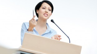 Tips for winning at public speaking with a strong accent