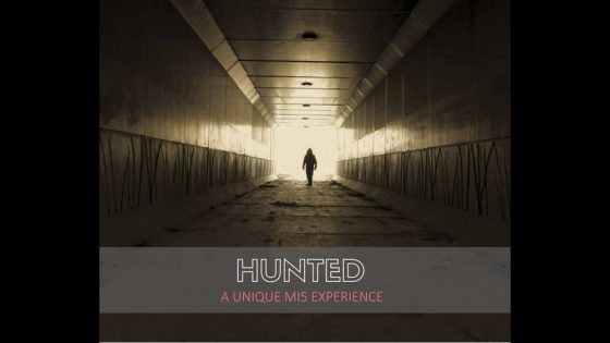 Hunted - a team-building experience from AOK Events
