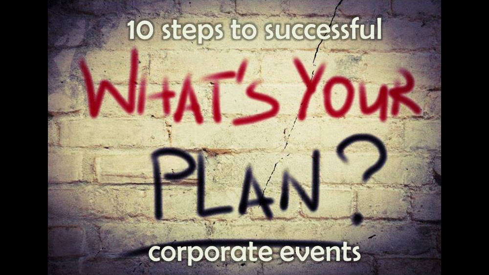 Top event planning tips from Apex