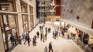 The new Flanders Meeting & Convention Center Antwerp