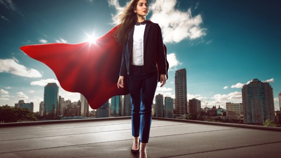 Dana Zelicha explains how to unleash your inner Wonder Woman