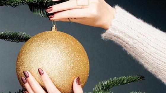 Christmas nailed