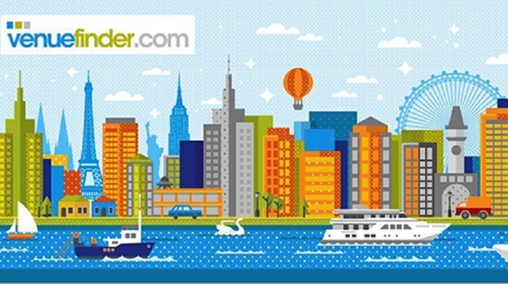 Let venuefinder.com do the hard work