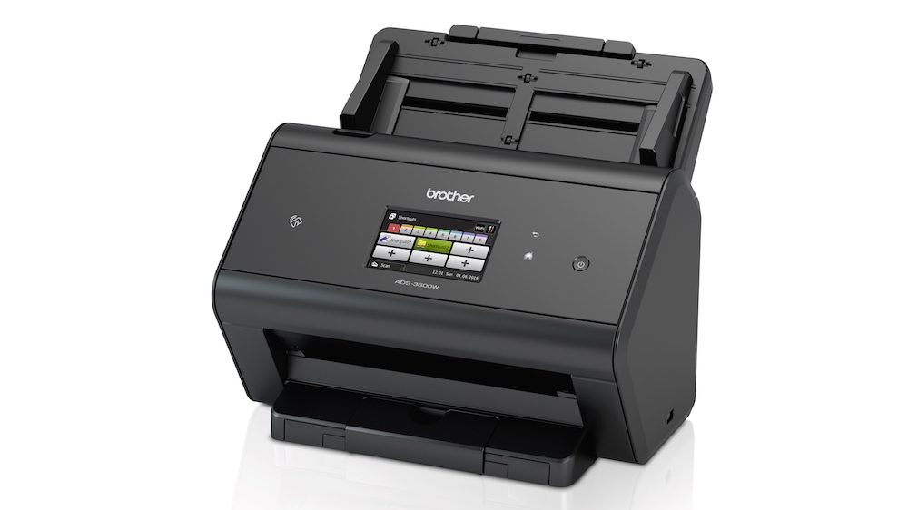 The new Brother ADS scanner range