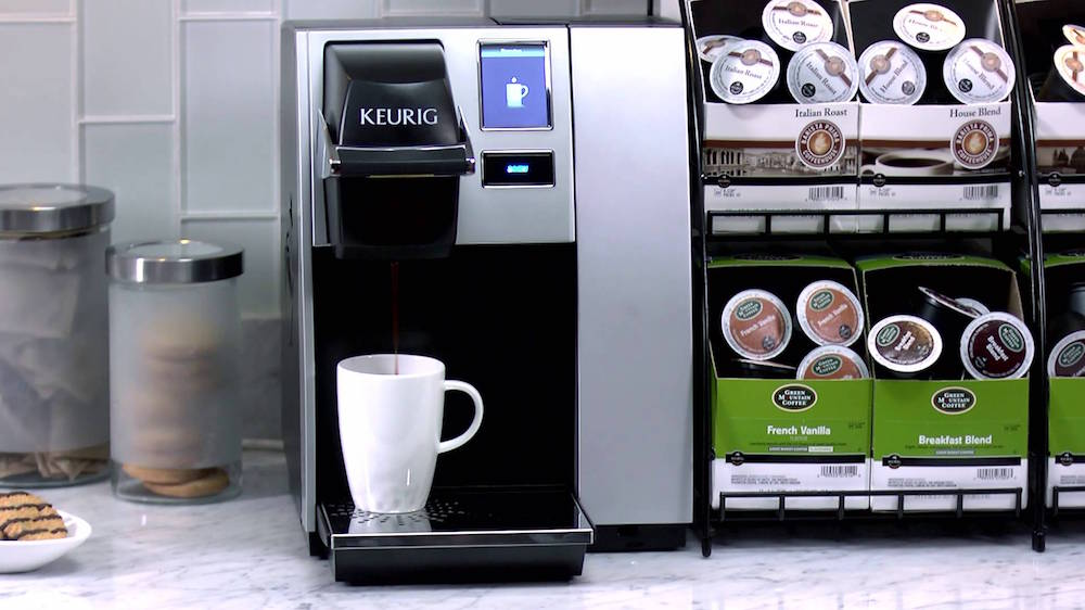Keurig one-cup coffee maker