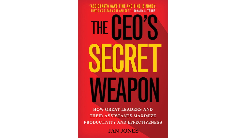 Front cover of the CEO's Secret Weapon