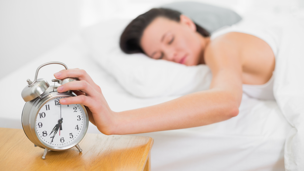 1 in 10 Brits say they never have a good morning