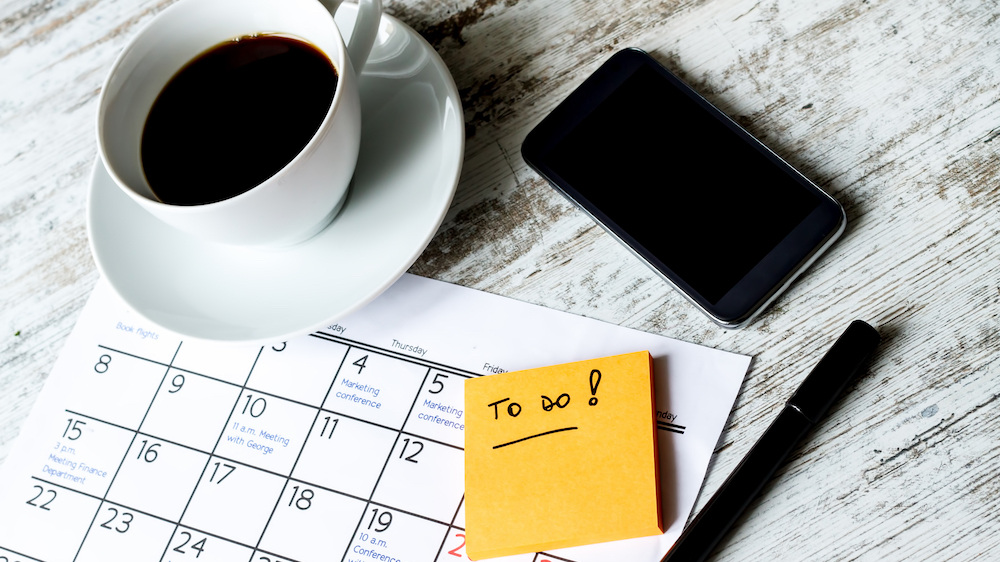 Tips for making to-do lists work for you