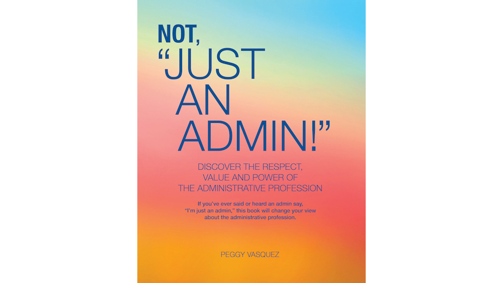 Not Just an Admin cover
