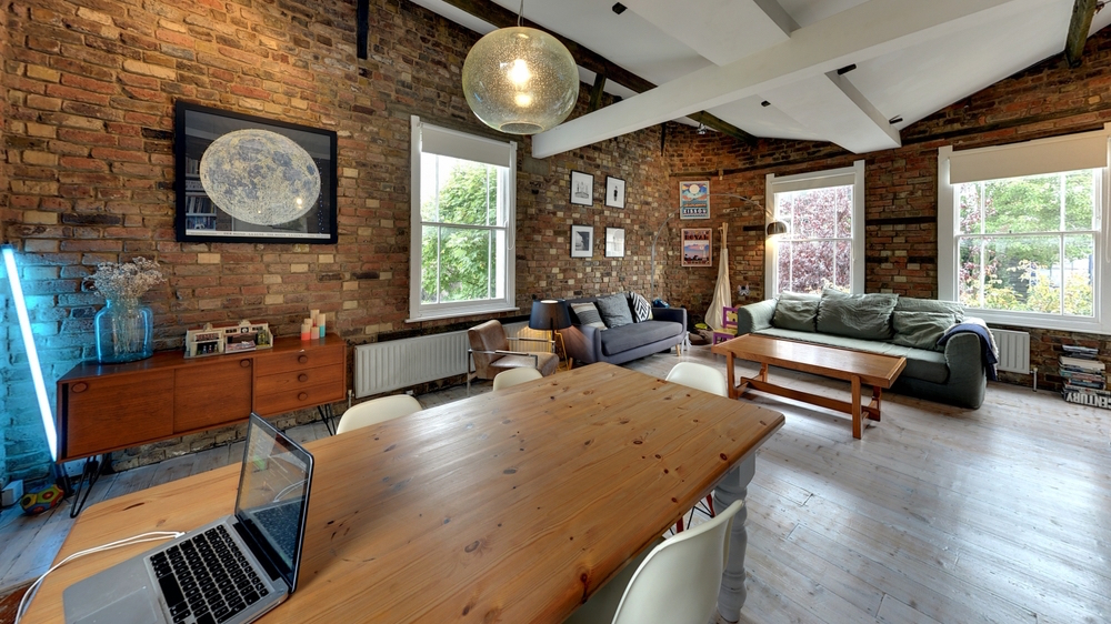 Friday fun: unusual places to work. A converted pub in Peckham