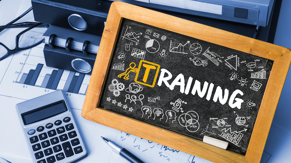 Half of employees have been denied training opportunities