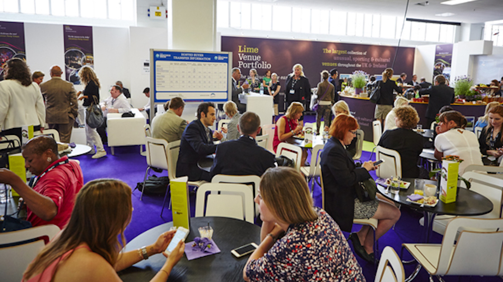 The Meetings Show's Hosted Buyer Lounge