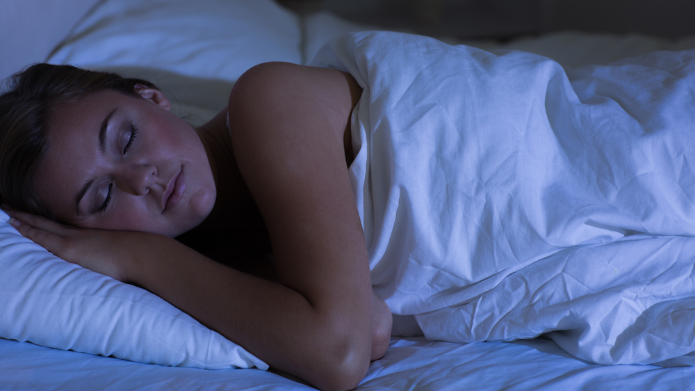 Top tips for getting enough sleep