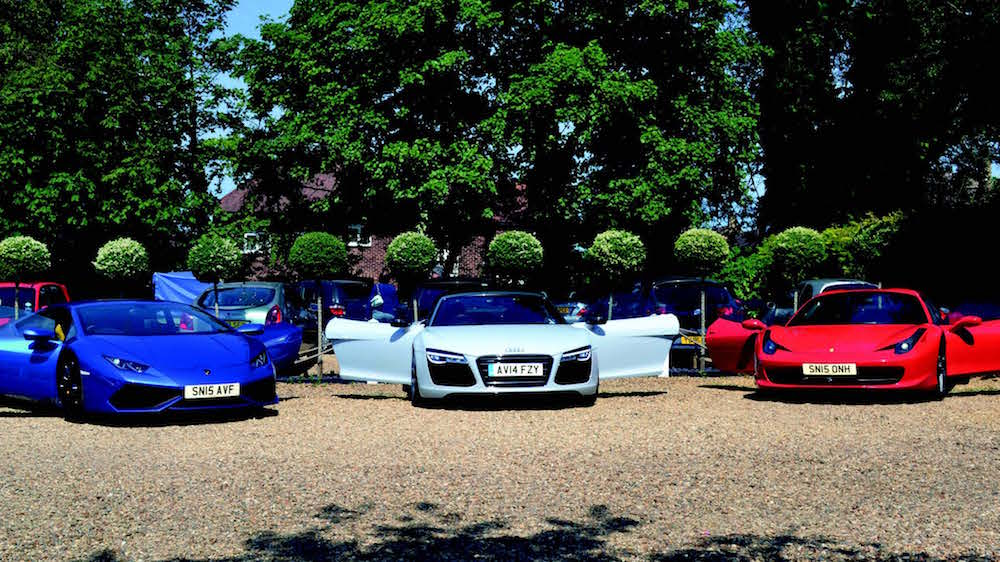 Dreamcar Events