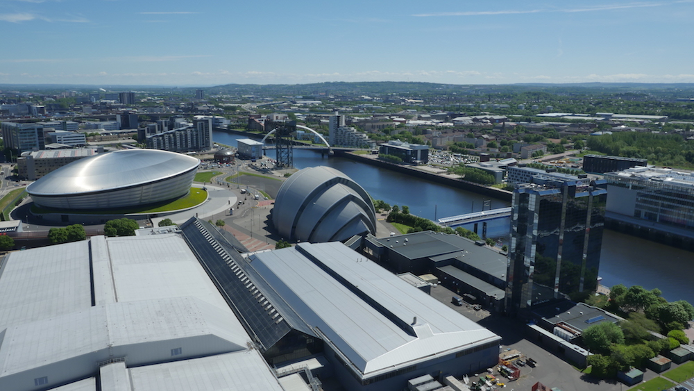Glasgow among world's conferencing elite