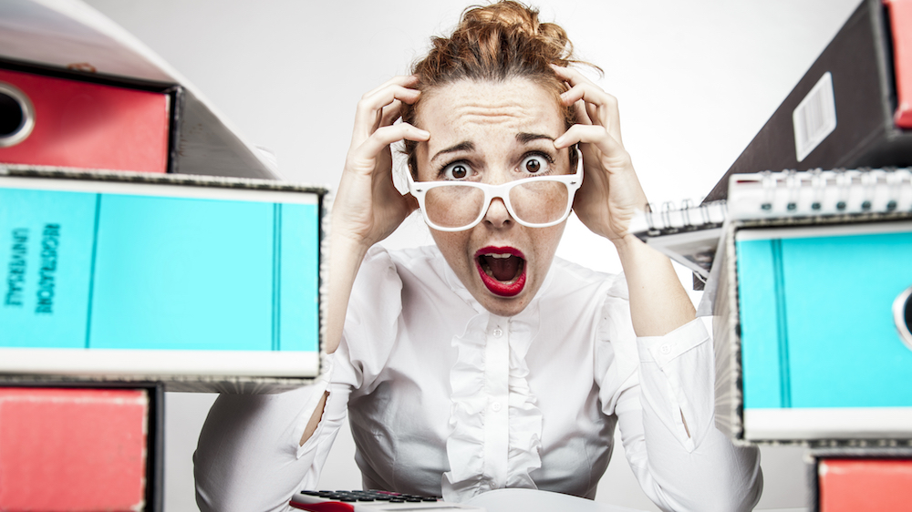 NHS test determines workplace stress
