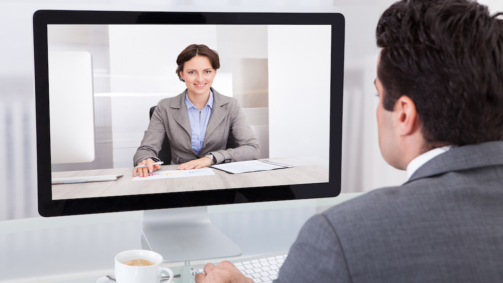 Businesses can save thousands by video conferencing