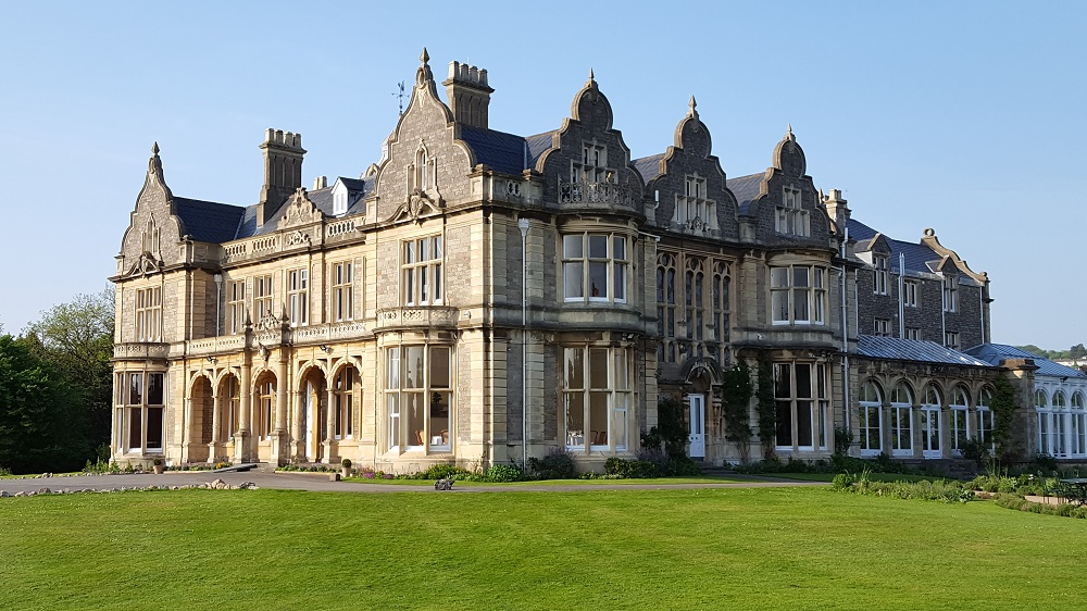 Clevedon Hall exterior