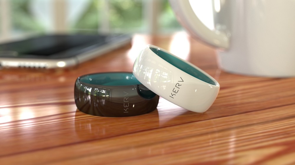 The Kerv contactless payment ring