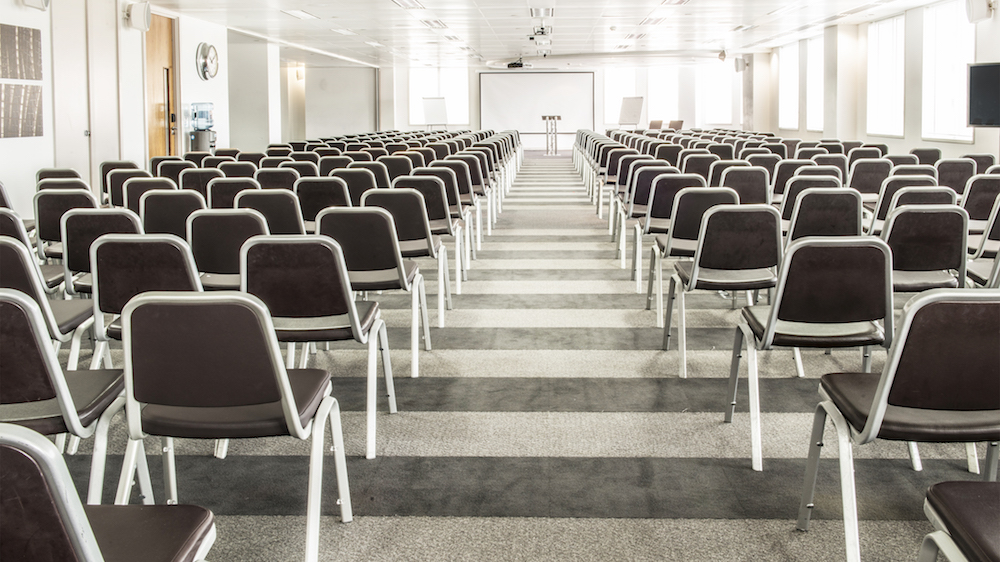 Meeting Room In Canary Wharf