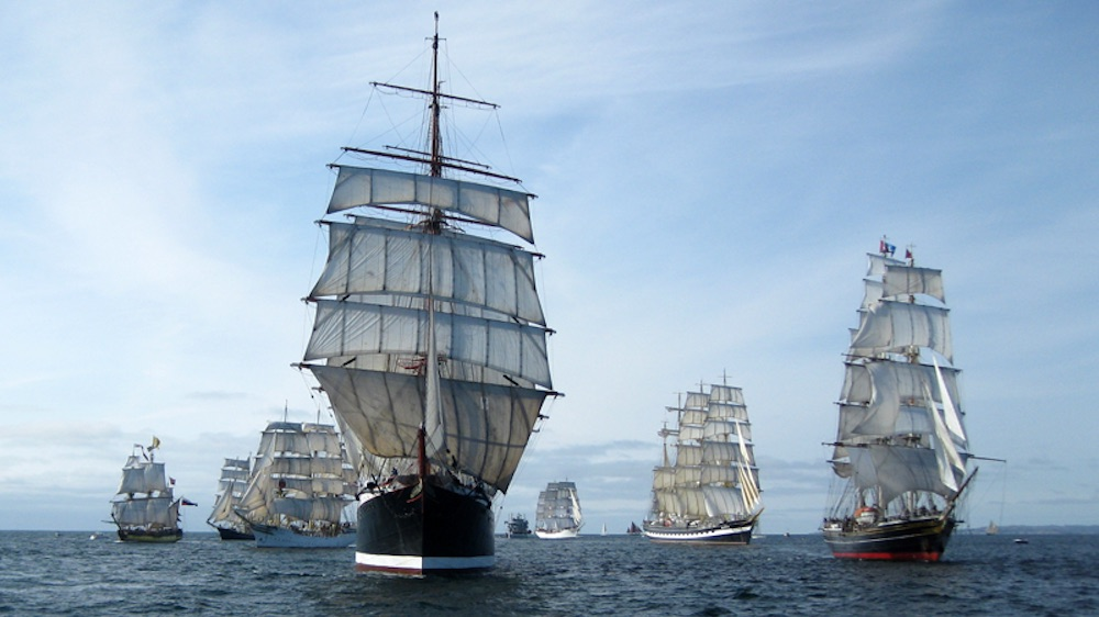 Tall Ships offering corporate hospitality options this September