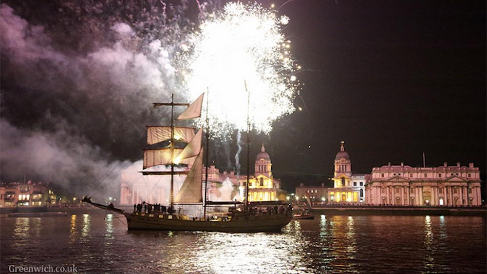 Sail Royal Greenwich Tall Ships