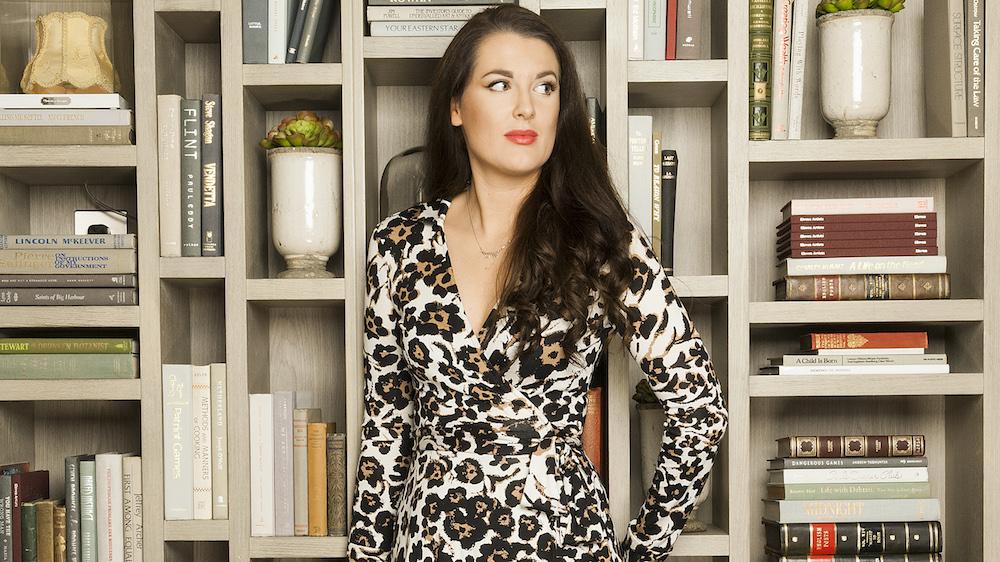 Amy Marsden wins SecsintheCity PA of the Year Award