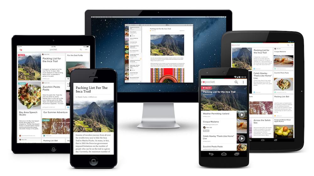 App of the week: Pocket - PA Life