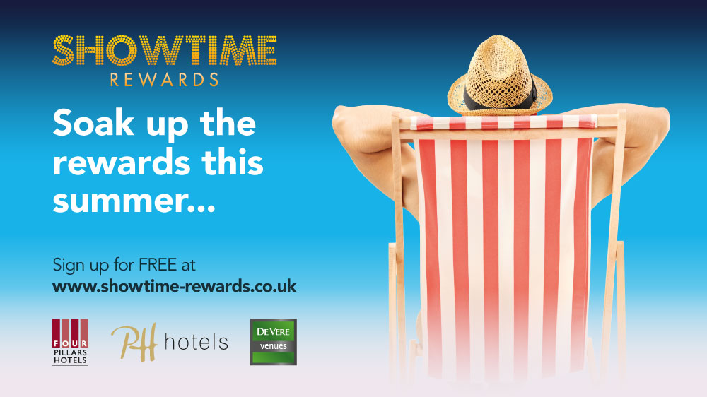 Showtime Rewards with PH Hotels