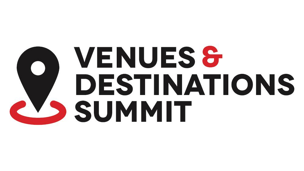 Venues & Destinations Summit logo