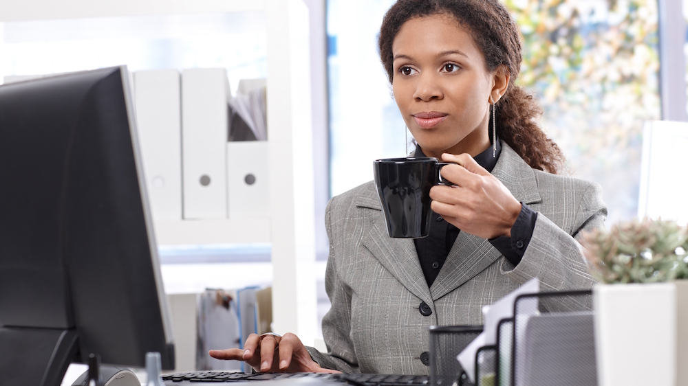 Tips for desk etiquette