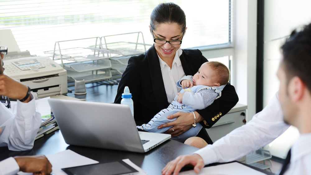 Tips to make your return from maternity leave easier