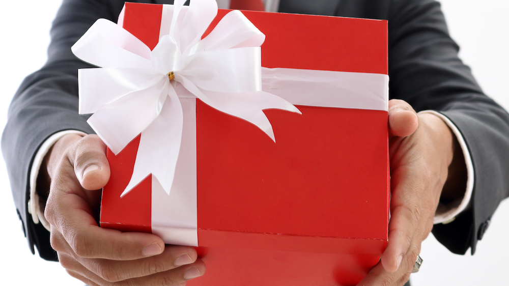 UK employees reveal their ideal Secret Santa gifts