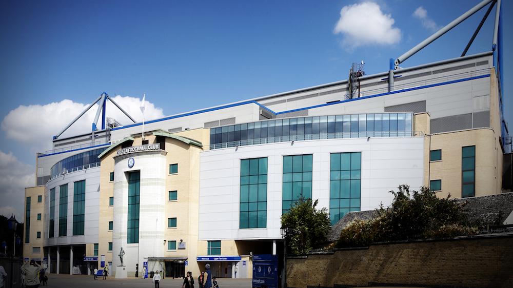 Stamford Bridge exterior