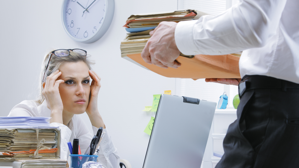 SME employees are at greater risk of burnout