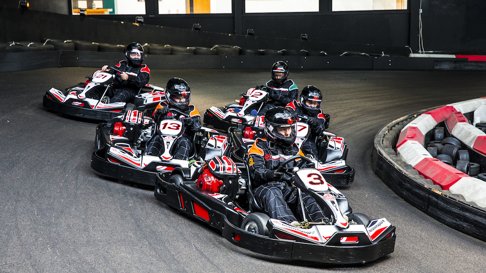 how to get a karting licence