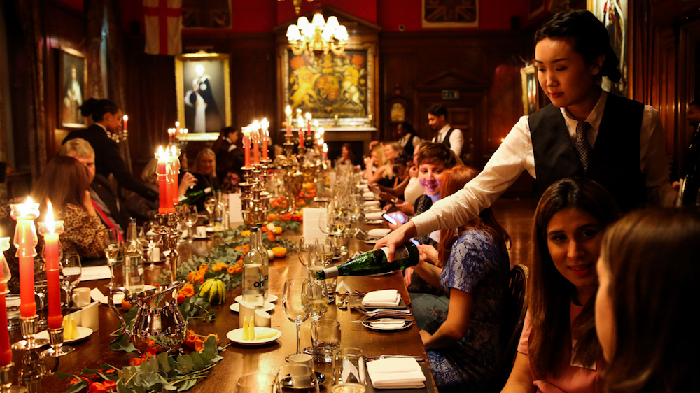 The HAC Autumn Fare Dinner