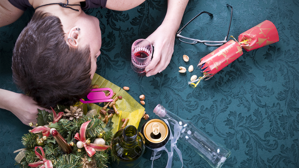 Employees reveal embarrassing office Christmas party moments