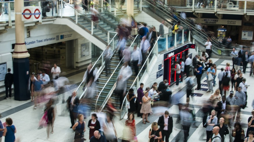 Brits spend £48,000 in a lifetime getting to work
