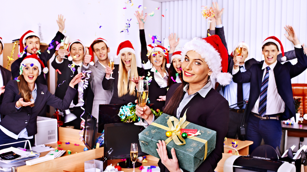 Office Christmas Party.Why The Office Christmas Party Is Key To Employee Happiness