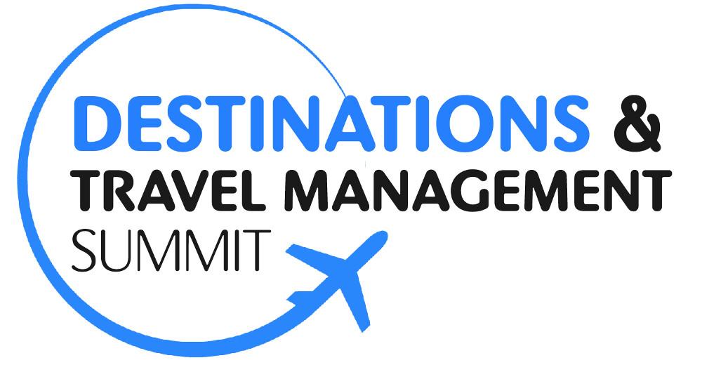 Destination & travel management logo final